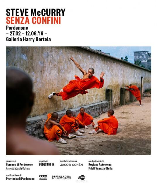Locandina McCurry Pordenone