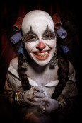 022Portfolio_Clownville_mother_smiling