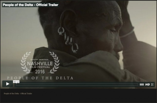 Trailer People of the Delta