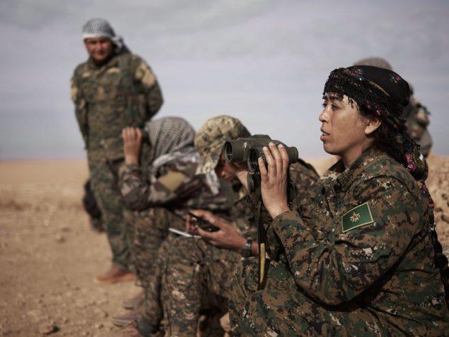 Rojda_Felat_Binoculars_Raqqa_Syria_SDF_ISIS_Joey_L_Photographer