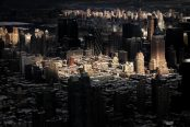 Aerials of New York City. USA 2011
