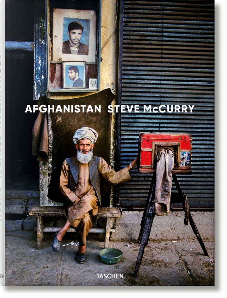 Afghanistan McCurry Cover