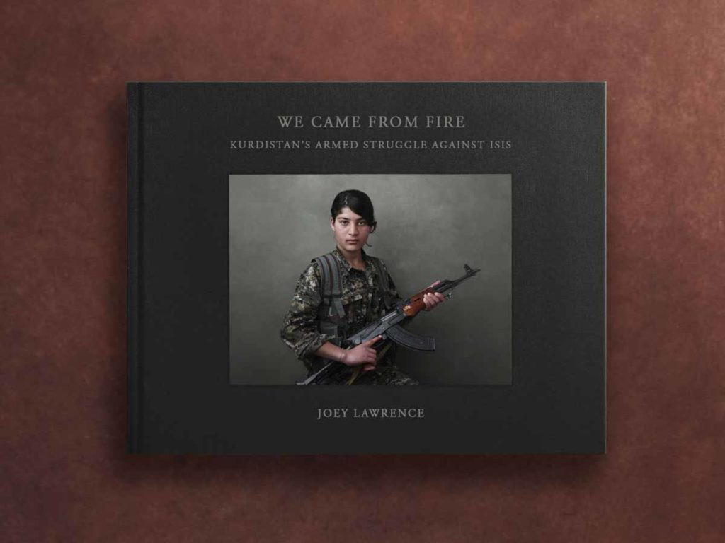 Book We Came From Fire Joey