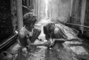 Street Children of Bombay