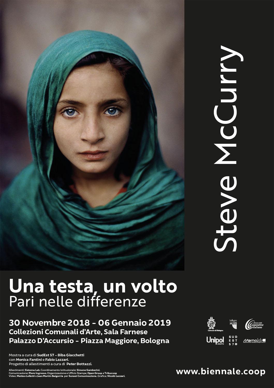 Steve McCurry Ritratti Bologna