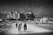 Kabul, former president palace.